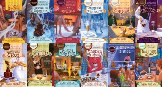 The Coffeehouse Mysteries 1 - 12