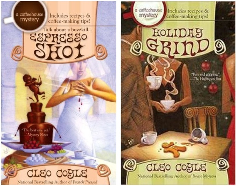 CoffeeehouseMystery-Covers-Books-7-8-Cleo-Coyle