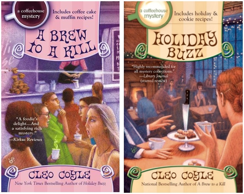 CoffeehouseMystery-Covers-11-12-Cleo-Coyle