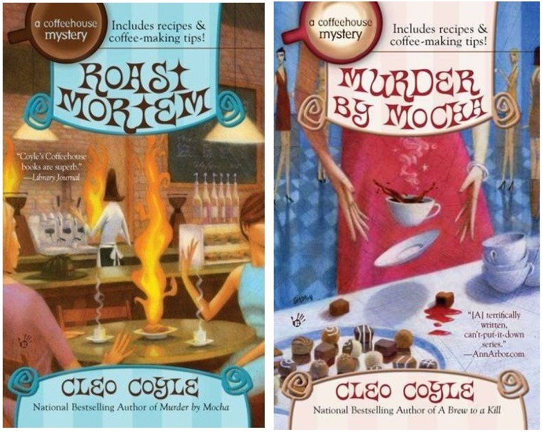 CoffeehouseMystery-Covers-9-10-Cleo-Coyle