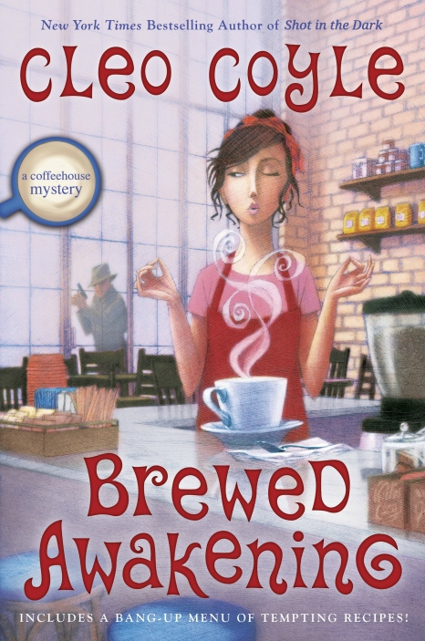 Brewed Awakening: A Coffeehouse Mystery by Cleo Coyle