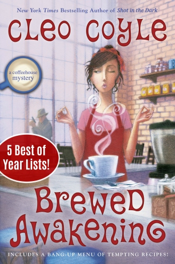 Brewed Awakening by Cleo Coyle