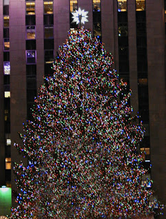 Christmas Tree New York City
