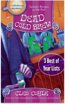 DEAD COLD BREW - 3 Best of Year Lists!
